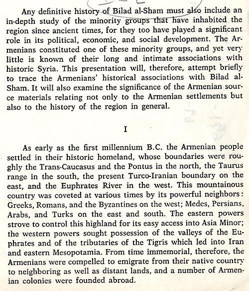 adic vi the armenians in bilad al sham  syria  by avedis k sanjian   Bilad Al Sham Coloring Book