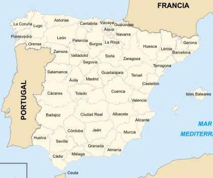 carte-en-espagnol