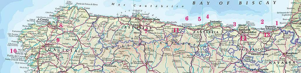 ADIC   Villes avec historiographie arméno espagnole   Spain