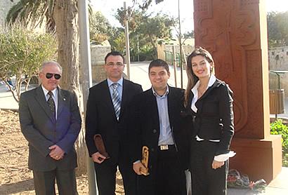 Armenian Diaspora in Malta
